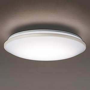 【受注生産品】 三菱 LED一体型シーリングライト ~12畳用 調色・調光タイプ 電球色~昼光色 ホワイトトリム EL-CP5012M1HZ