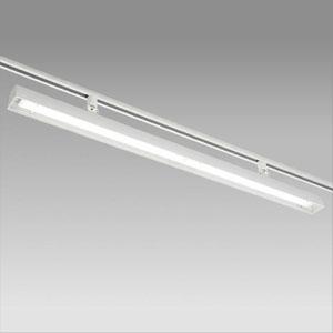 テスライティング LEDベースライト 《リビアーノ -LIVIANO-》 1200mmタイプ ライティングレール取付タイプ 昼白色相当 可動範囲150° 白 TFL-8452W-50