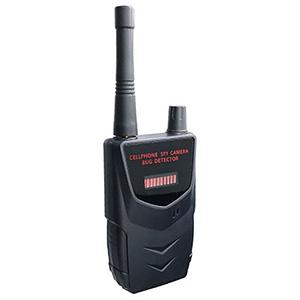 オンスクエア 防犯用マルチディテクター 電池式 電波検知機能 検知周波数1~8000MHz R-228
