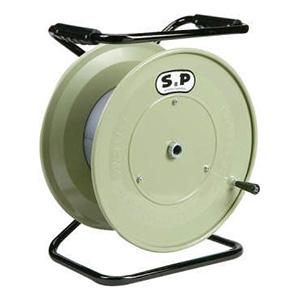 ハタヤ 空リール 巻き取り専用 制限重量20kg 中筒径φ225mm SP-1