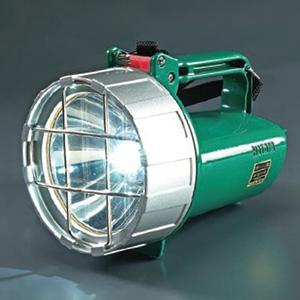 ハタヤ LED防爆型ケータイランプ 屋外用 高輝度3W白色LED 電池別売 PEP-03D