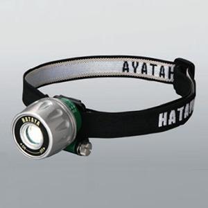ハタヤ LED防爆型ヘッドランプ 屋外用 高輝度0.5W白色LED コイン形リチウム電池×2個付 CEP-005D