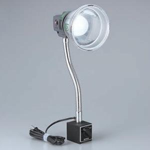ハタヤ LEDマグスタンド マグネットタイプ 屋内用 昼白色 電源長1.6m LM-6M