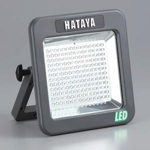 ハタヤ 充電式LEDケイ・ライト 屋外用 白色LED180個 ACアダプター付 LWK-10