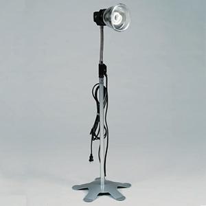 ハタヤ 蛍光灯スタンドライト 《ケイ・スタンドライト》 屋内用 18W蛍光灯 昼光色 電源長5m MFT-18