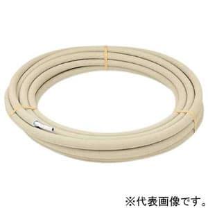 カクダイ 三層管 《メタカポリ》 エコキュート用 呼び10×保温材厚さ10mm 長さ25m 672-041-25