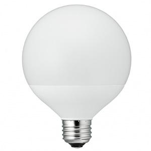 電材堂 【ケース販売特価 10個セット】 LED電球 G95ボール形100W相当 広配光タイプ 昼白色 E26口金 密閉型器具対応 LDG13NG95DNZ_set