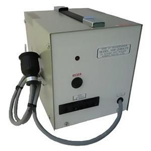 日章工業 昇圧変圧器 《アップトランス NDFシリーズ》 UPEタイプ AC220~240V 出力容量2000W 管ヒューズ(交換可) NDF-2000UPE