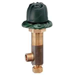 カクダイ カウンター化粧バルブ 《祥竜》 単水栓タイプ 取付穴径31~35mm 784-407
