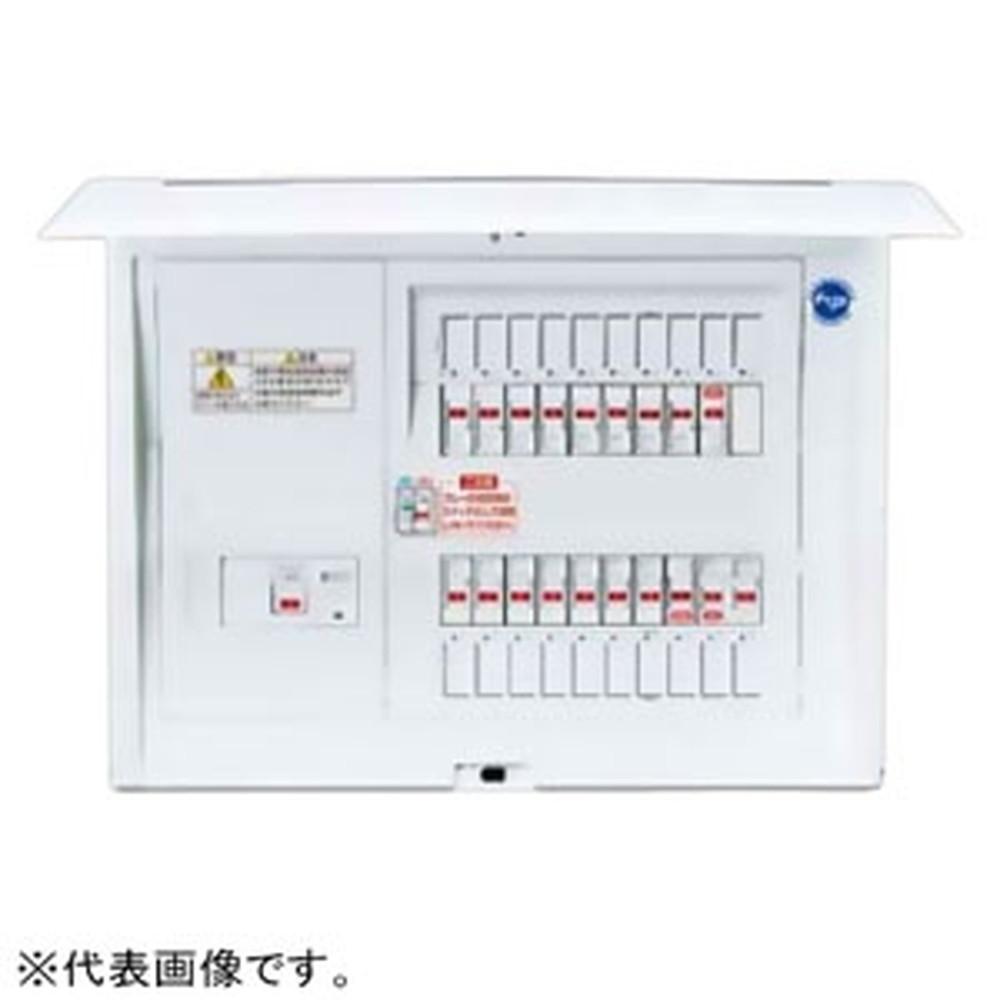 パナソニック 住宅分電盤 《コスモパネル》 蓄熱暖房器(50A)・エコキュート・IH対応 露出・半埋込両用形 34+1 主幹75A リミッタースペースなし BQE87341B25