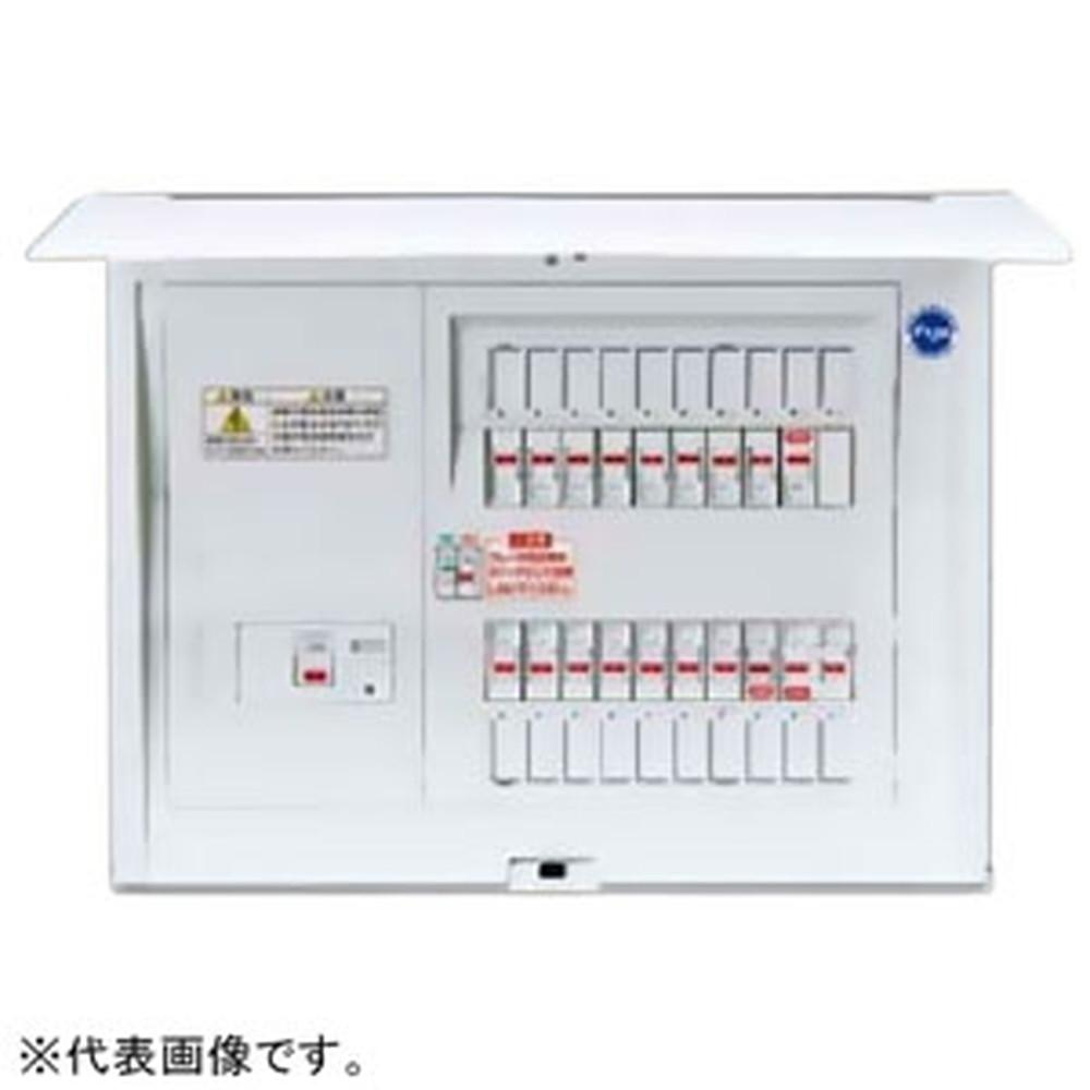 パナソニック 住宅分電盤 《コスモパネル》 蓄熱暖房器(40A)・エコキュート・電気温水器・IH対応 露出・半埋込両用形 34+1 主幹75A リミッタースペースなし BQE87341B34