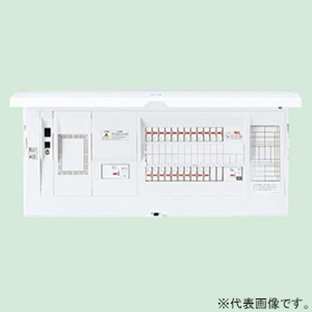 パナソニック 住宅分電盤 《スマートコスモ》 マルチ通信型 創エネ対応 太陽光発電システム対応 34+2 主幹50A フリースペース付 BHMF35342J