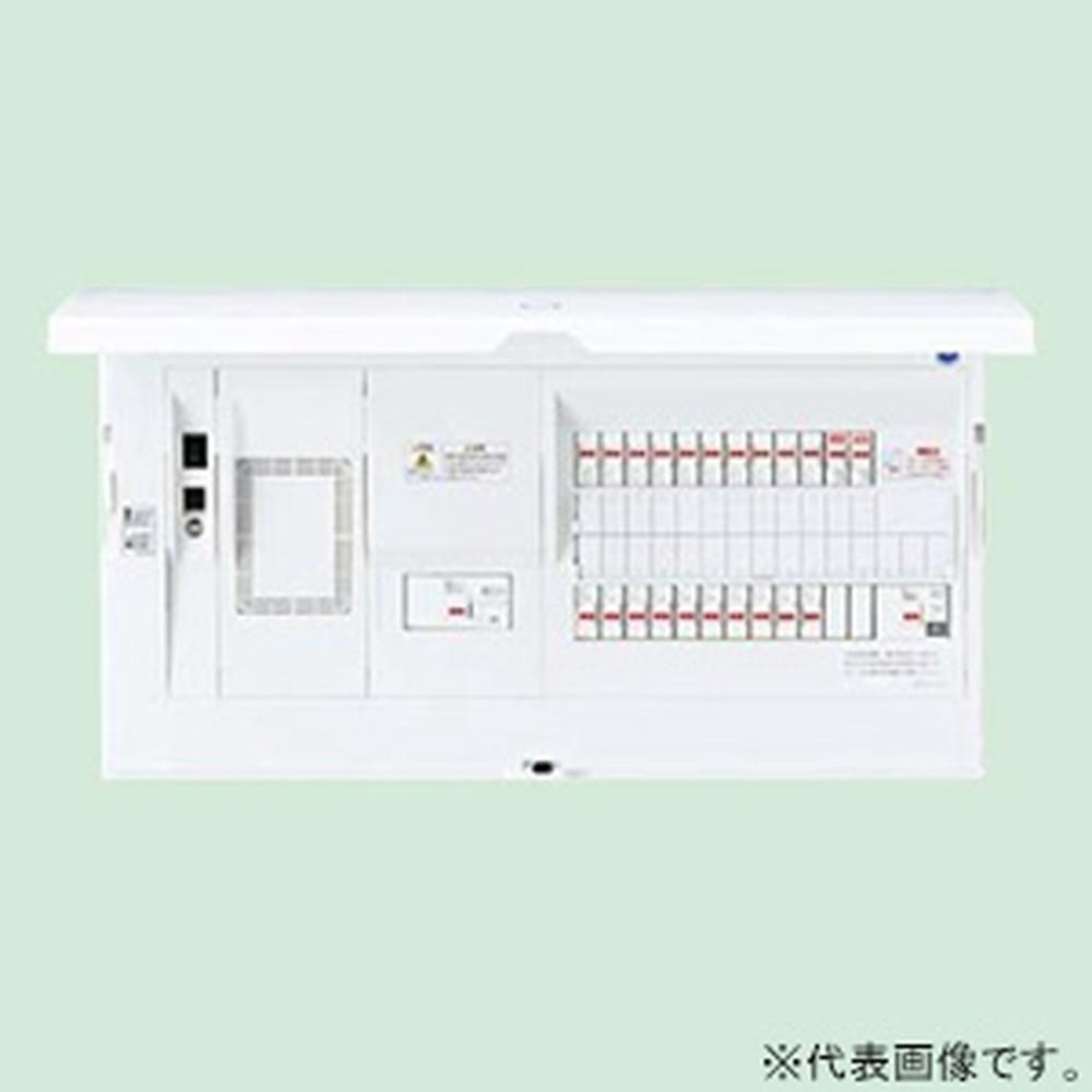 パナソニック 住宅分電盤 《スマートコスモ》 マルチ通信型 創エネ対応 太陽光発電システム40A・エコキュート(分岐タイプ)・IH対応 22+2 主幹75A BHM37222M2