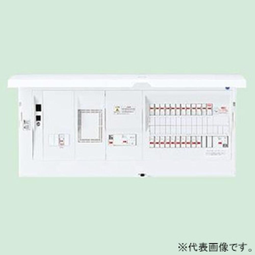 パナソニック 住宅分電盤 《スマートコスモ》 マルチ通信型 創エネ対応 EV・PHEV・太陽光発電システム・エコキュート(端子台付1次送りタイプ)・IH対応 26+2 主幹75A BHM37262S2EV