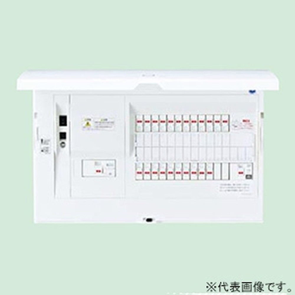 パナソニック 住宅分電盤 《スマートコスモ》 マルチ通信型 創エネ対応 太陽光発電システム40A対応 10+2 主幹75A BHM87102F