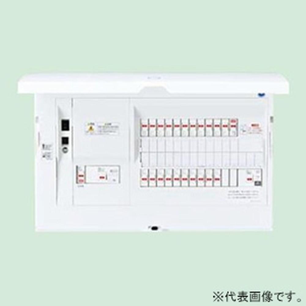 パナソニック 住宅分電盤 《スマートコスモ》 マルチ通信型 創エネ対応 太陽光発電システム・エコキュート・電気温水器(1次送りタイプ)・IH対応 18+2 主幹60A BHM86182S3