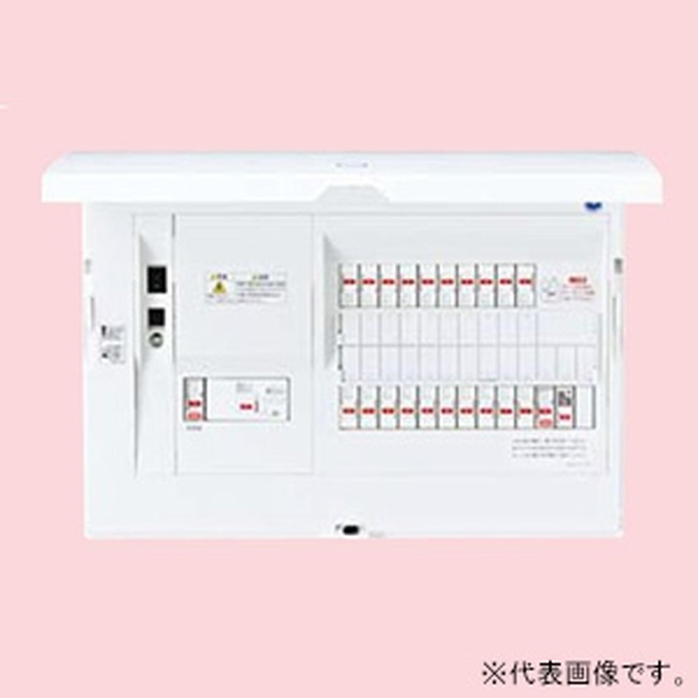 パナソニック 住宅分電盤 《スマートコスモ》 マルチ通信型 省エネ対応 EV・PHEV/エコキュート(1次送りタイプ)・IH対応 30+1 主幹100A BHM81301T2EV