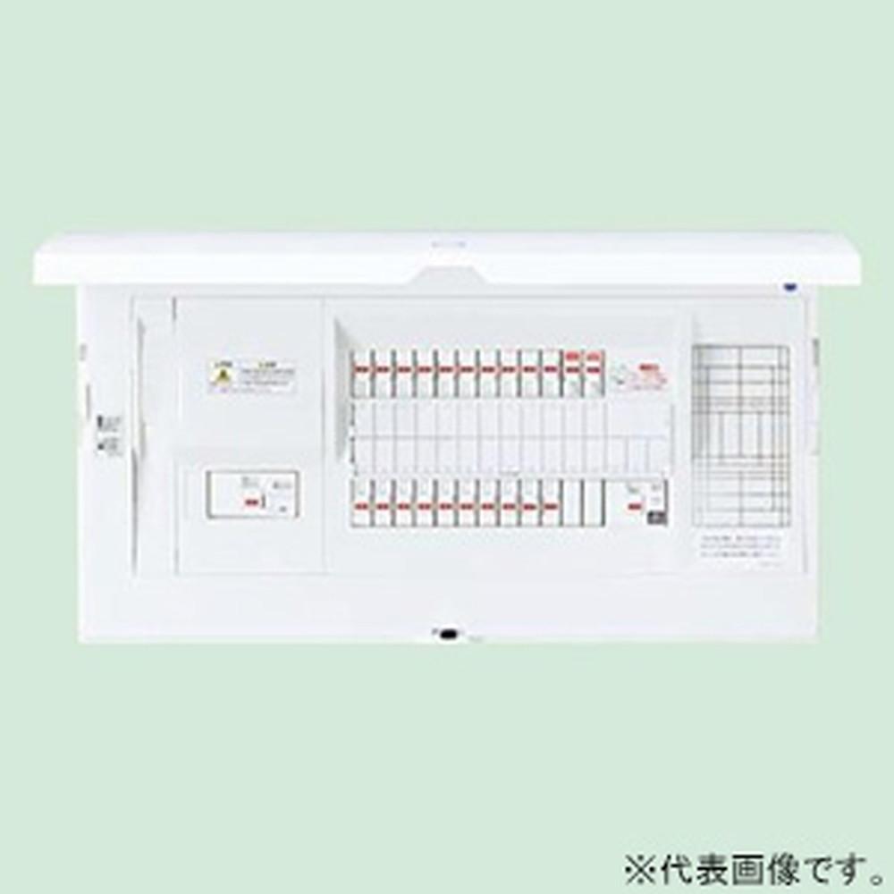 パナソニック 住宅分電盤 《スマートコスモ》 レディ型 創エネ対応 太陽光発電システム・エコキュート・IH対応 14+2 主幹100A フリースペース付 BHRF810142C2