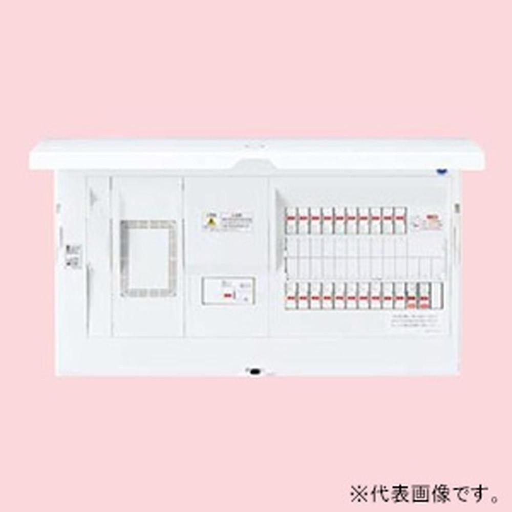 パナソニック 住宅分電盤 《スマートコスモ》 レディ型 省エネ対応 エコキュート・電気温水器(分岐タイプ)・IH対応 14+1 主幹75A BHR37141B3