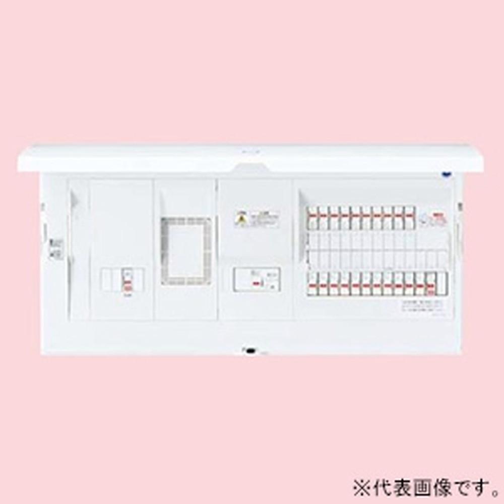 パナソニック 住宅分電盤 《スマートコスモ》 レディ型 省エネ対応 エコキュート(端子台付1次送りタイプ)・IH対応 30+1 主幹60A BHR36301T2
