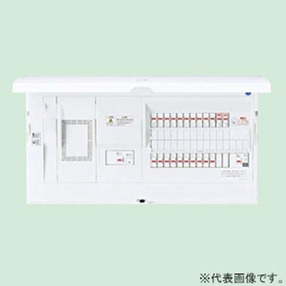 パナソニック 住宅分電盤 《スマートコスモ》 レディ型 創エネ対応 太陽光発電システム・エコキュート(分岐タイプ)・IH対応 14+2 主幹60A BHR36142C2