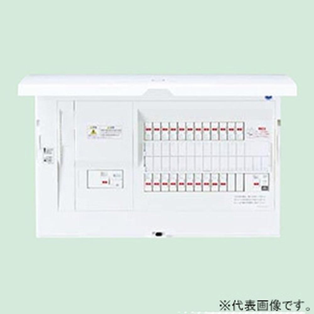 パナソニック 住宅分電盤 《スマートコスモ》 レディ型 創エネ対応 太陽光発電システム対応 30+2 主幹75A BHR87302J