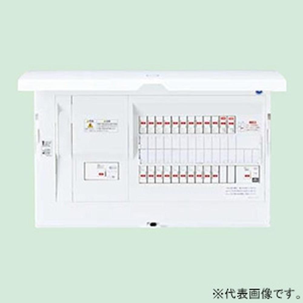 パナソニック 住宅分電盤 《スマートコスモ》 レディ型 創エネ対応 太陽光発電システム・エコキュート(分岐タイプ)・IH対応 26+2 主幹60A BHR86262C2
