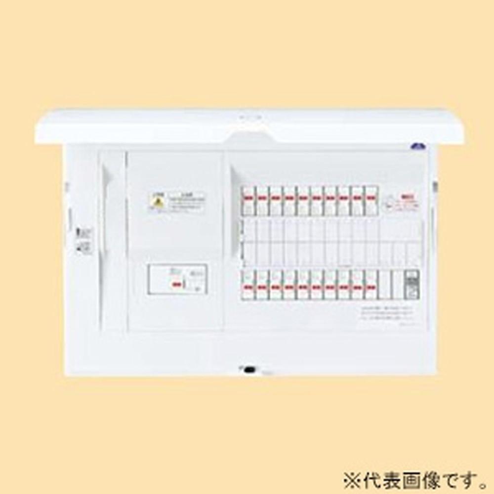 パナソニック 住宅分電盤 《スマートコスモ》 レディ型 あんしん機能付 避雷器搭載 32+2 主幹75A BHR87322R