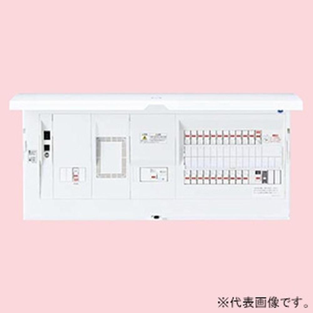 パナソニック 住宅分電盤 《スマートコスモ》 マルチ通信型 省エネ対応 EV・PHEV40A/エコキュート(端子台付1次送りタイプ)・IH対応 38+1 主幹60A BHM36382T2E4