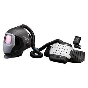 スリーエムジャパン アドフロー電動ファン付呼吸用保護具 自動遮光溶接面付 546625J
