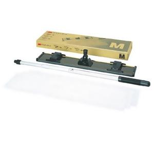 スリーエムジャパン ダスターキットM 中型用 ハンドル3段伸縮式 アルミ・ABS樹脂製 D/KITM
