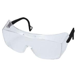 スリーエムジャパン 保護メガネ OXオーバーグラス 耐薬品タイプ 絶品 UVカット仕様 激安通販販売 12166 クリアレンズ