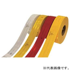 スリーエムジャパン コンスピキュイティ反射シート ダイヤモンドグレード 55mm×50m 黄色 983-71