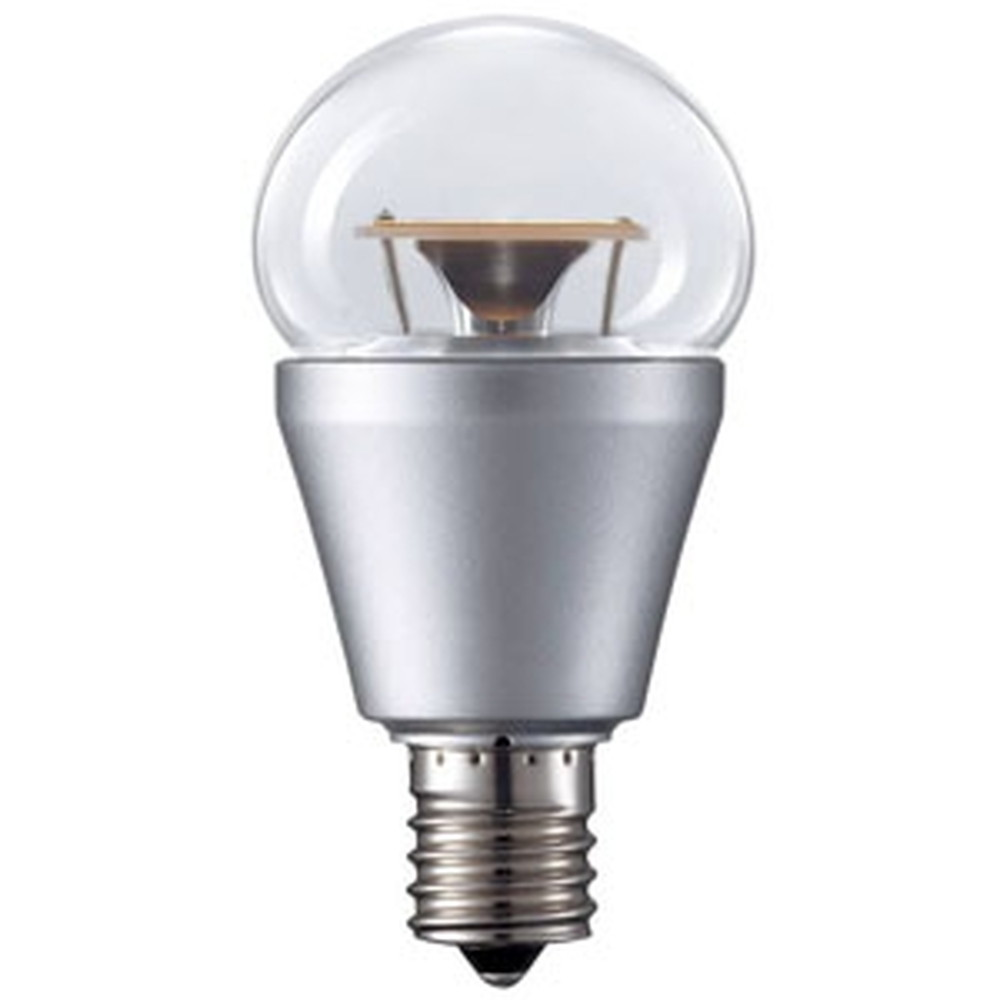 パナソニック 【ケース販売特価 10個セット】LED電球 小形電球形 クリア電球タイプ 25W相当 電球色 E17口金 密閉型器具・断熱材施工器具・調光器対応 LDA5L20-E17/C/D/W_set