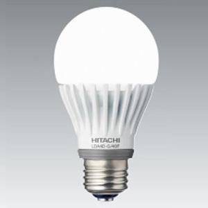 日立 【ケース販売特価 10個セット】 LED電球 一般電球形 広配光タイプ 40W形相当 全光束485lm 昼光色 E26口金 密閉形器具対応 LDA4D-G/40F_set