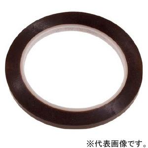 スリーエムジャパン PTFE電気絶縁テープ 25mm×32.9m 淡茶色 6025