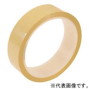 スリーエムジャパン ポリエステル電気絶縁テープ 25mm×66m 黄 7425*66