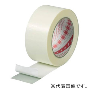 スリーエムジャパン 超高分子量ポリエチレンテープ 再剥離タイプ 50mm×15m 白 542150*15