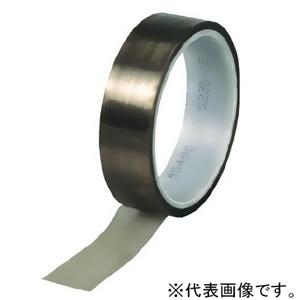 スリーエムジャパン PTFEテープ 耐熱付着防止用 25.4mm×32.9m 茶 549025*32