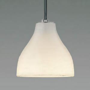 コイズミ照明 LED和風ペンダントライト フランジタイプ 白熱球60W相当 電球色 口金E17 白色刷毛塗り仕上 AP36241L