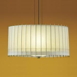 コイズミ照明 LED和風ペンダントライト 《古都里 KOTORI》 直付専用 白熱球60W相当 電球色 口金E26 AP36498L
