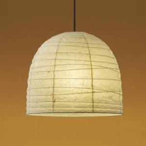 コイズミ照明 LED和風ペンダントライト 白熱球60W相当 電球色 口金E26 引掛シーリング付 AP38565L