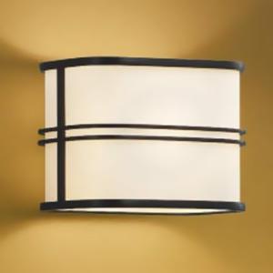 コイズミ照明 LED和風ブラケットライト 壁付専用 白熱球40W相当 電球色 口金E17 黒色 《民芸シリーズ》 AB38928L