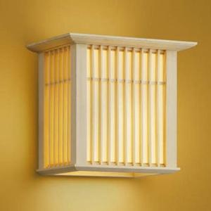 コイズミ照明 LED和風ブラケットライト 壁付専用 白熱球60W相当 電球色 口金E26 AB40517L