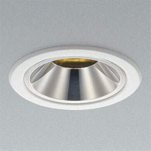 コイズミ照明 LEDベースダウンライト LED一体型 グレアレスタイプ 1300lmモジュール 電球色(2700K) HID35W相当 照度角30° 埋込穴φ100 XD90498L