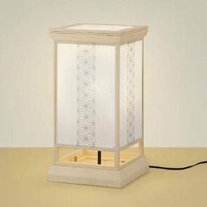コイズミ照明 LED和風スタンドライト 《宿灯》 電球色 口金E26 スイッチ付 AT45670L