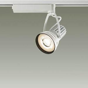 DAIKO LEDスポットライト COBタイプ 制御レンズ付 φ50 12Vダイクロハロゲン85W形60W相当 非調光タイプ 配光角25°生鮮食品用40W 青果向け 高彩色 ホワイト LZS-91513NW