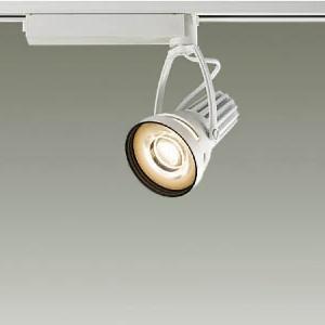 DAIKO LEDスポットライト COBタイプ 制御レンズ付 CDM-T35W相当 非調光タイプ 配光角40°生鮮食品用40W 惣菜向け 高演色 ホワイト LZS-91516YW