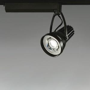 【受注生産品】 DAIKO LEDスポットライト COBタイプ 制御レンズ付 CDM-T35W相当 非調光タイプ 配光角25°生鮮食品用40W 青果向け 高彩色 ブラック LZS-91515NB