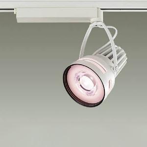 DAIKO LEDスポットライト COBタイプ 制御レンズ付 CDM-T35W相当 非調光タイプ 配光角25°生鮮食品用43W 精肉向け 高彩色 ホワイト LZS-91517MWE